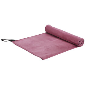 Cocoon Microfiber Towel - Serviette de bain - Ultralight Medium rouge